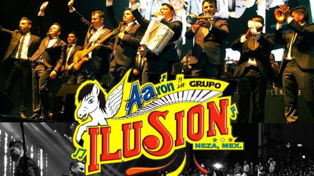 AARÓN Y SU GRUPO ILUSIÓN PLANEAN HACER GIRA DE PROMOCIÓN EN UCRANIA.