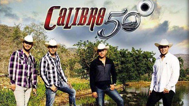 CALIBRE 50 ESTRENA SENCILLO Y ROMPE RECORD