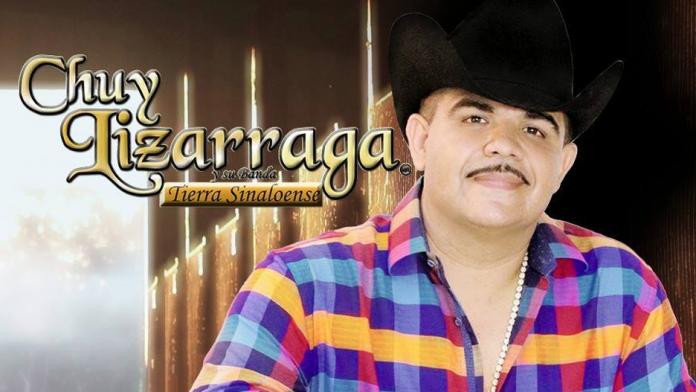 Chuy Lizárraga lanza nuevo álbum.