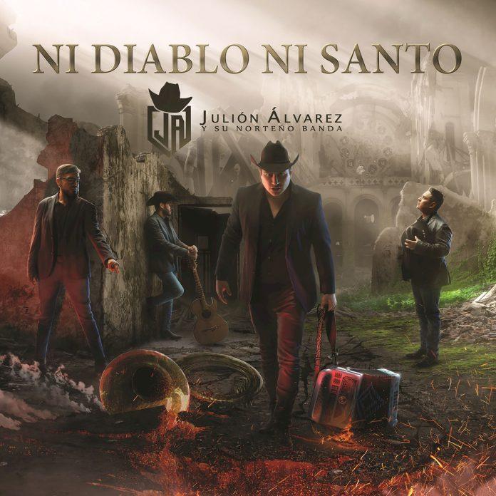 Ya a la venta el nuevo álbum de Julión Álvarez y su Norteño Banda.