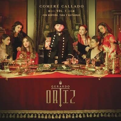 Está todo listo para el lanzamiento del nuevo álbum de Gerardo Ortiz