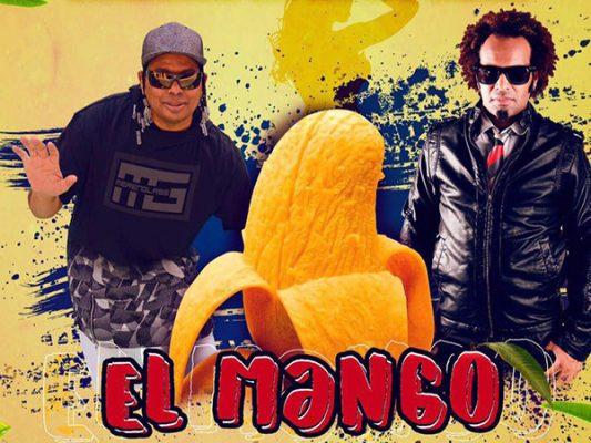 """Merenglass graba video del tema """"El mango""""."""