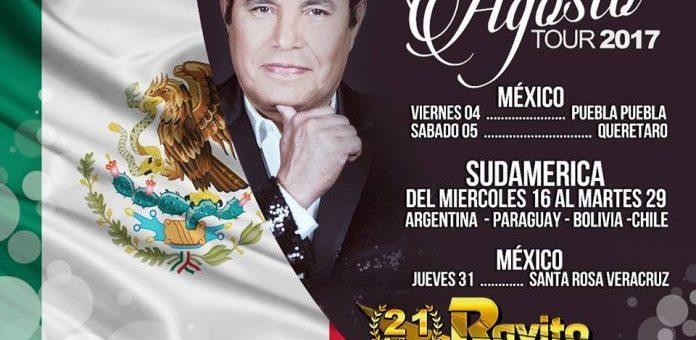 Sudamérica recibirá a Rayito Colombiano