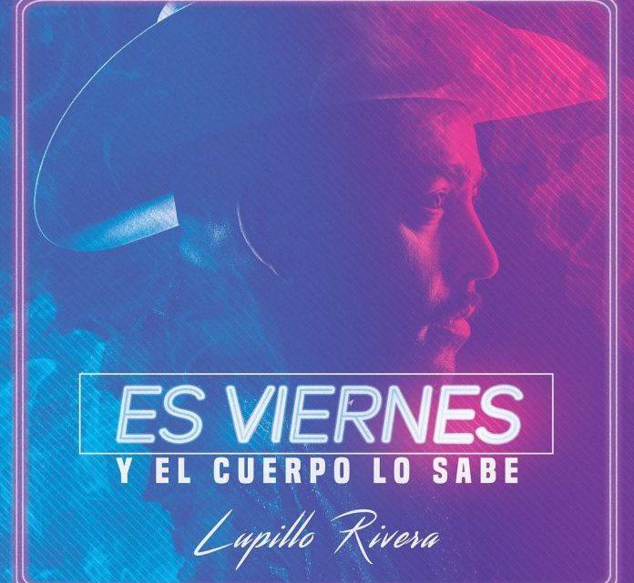 Lupillo Rivera estrena Es Viernes con todo y challenge
