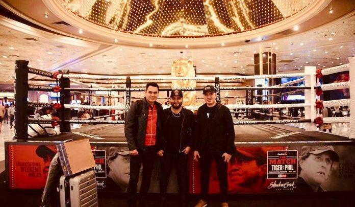 Los Recoditos se pasean en Las Vegas