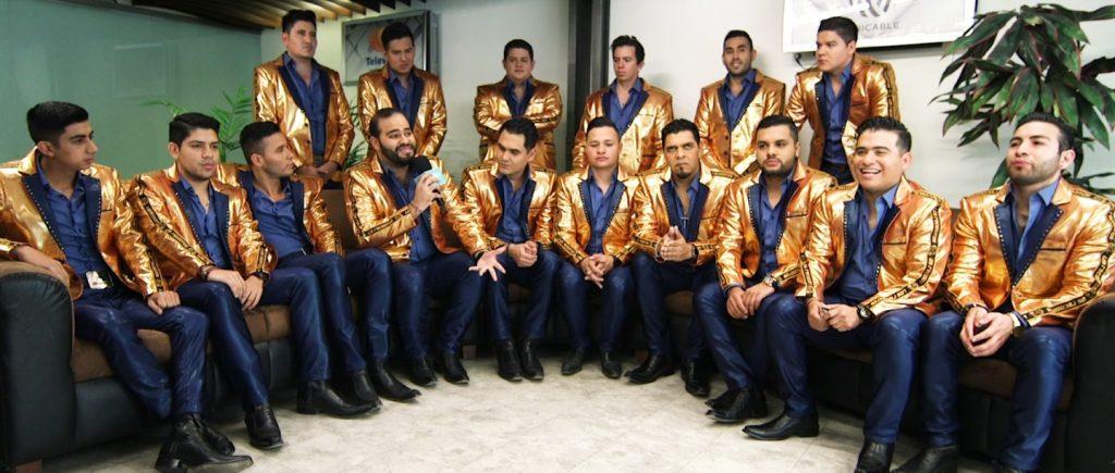 Banda Los Recoditos estrena su disco 'Perfecta'
